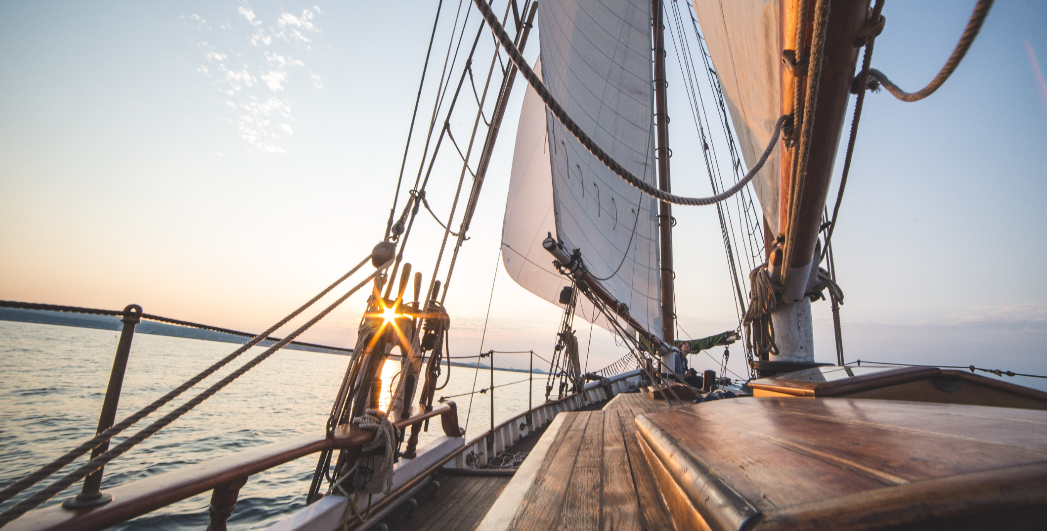 Sailboat, the oddessey journey